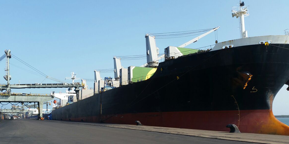 Ships agency South Africa